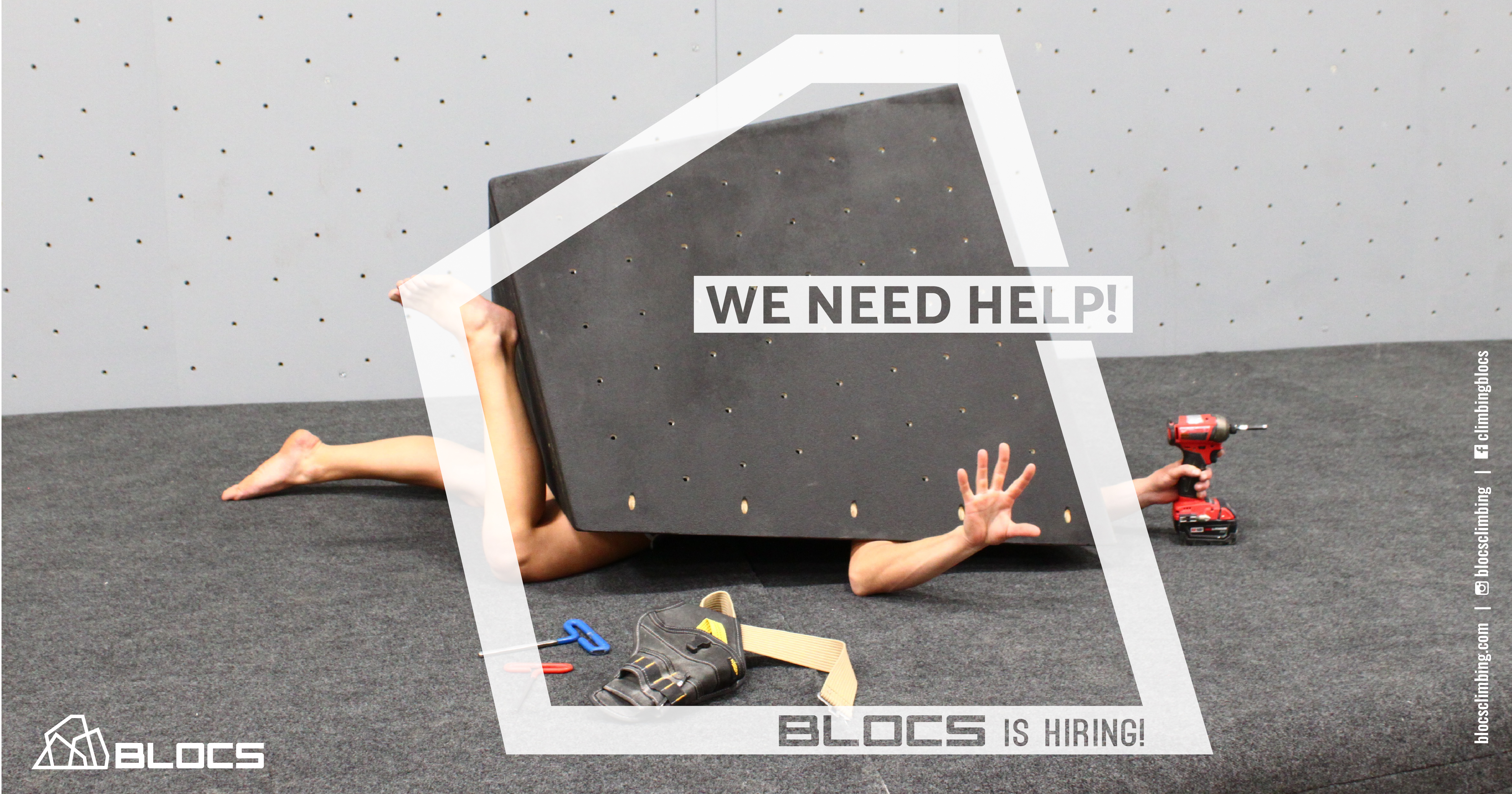 We Need Help!