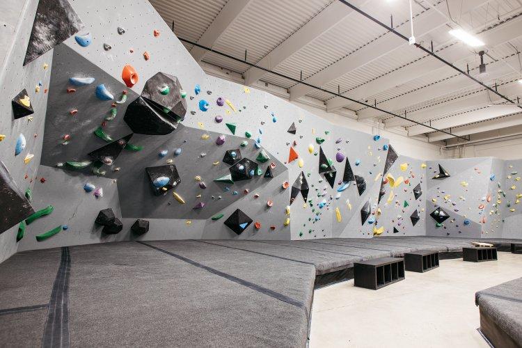 BLOCS East Wall